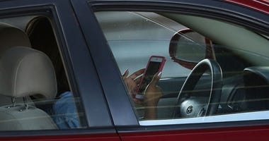 Now motorists in Florida can be ticketed if caught texting while driving