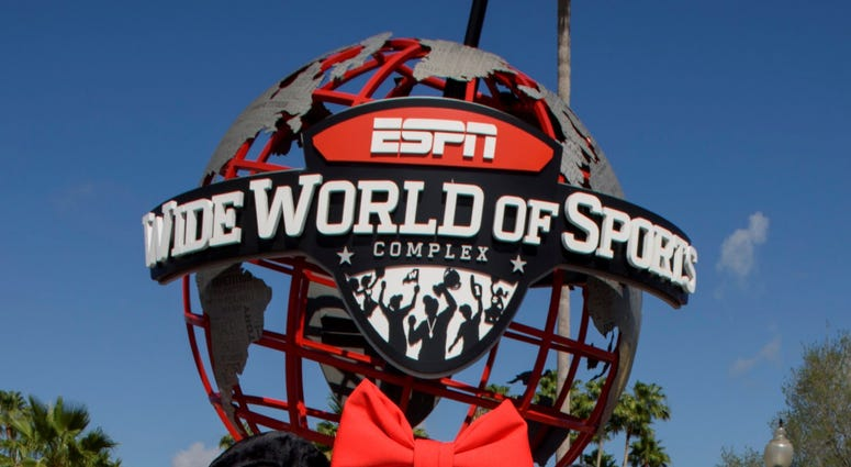 Wide World of Sports Complex at Walt Disney World in Central Florida
