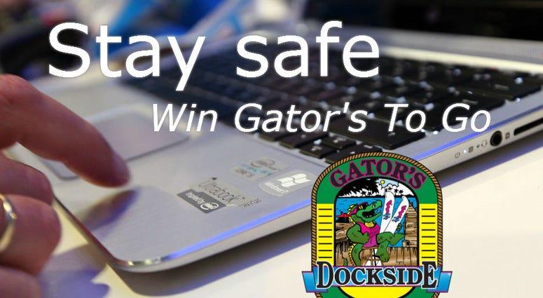 Gators Dockside stay safe