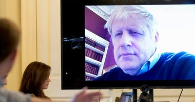 British PM Johnson spends second night in intensive care