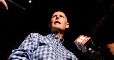 Sen. Rick Scott has coronavirus, 'very mild symptoms'