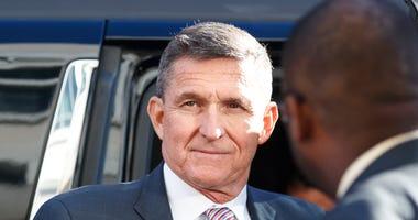 Trump pardons former National Security adviser Michael Flynn