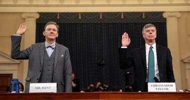Takeaways from 1st day of House public impeachment hearings