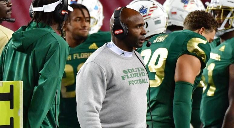 Charlie Strong-USF