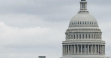 US Capitol, as Senate and House consider latest funding measure to avert government shutdown