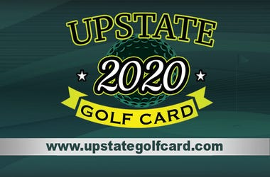 Upstate Golf Card