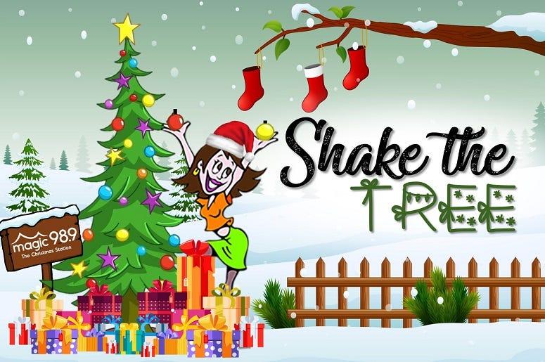 Shake The Tree