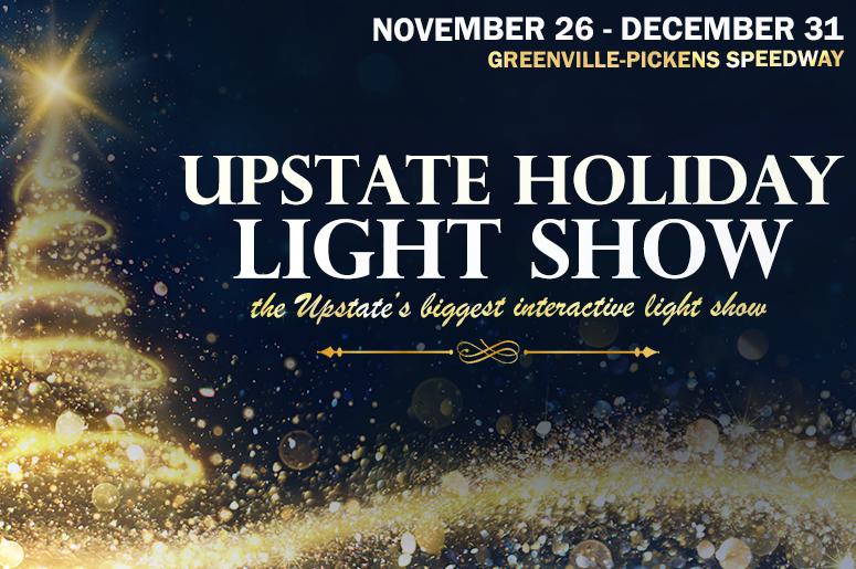 Upstate Holiday Light Show