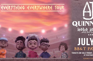 AJR 'Everything Everywhere' Tour With Quinn XCII, Hobo Johnson, Ashe