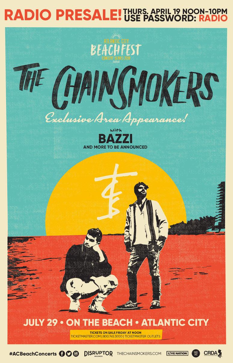 Chainsmokers