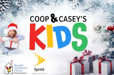 Coop & Casey's Kids with Sprint for Ronald McDonald House Charity