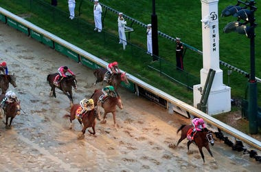 Maximum Security (7) was disqualified after finishing first in the 2019 Kentucky Derby; Country House (20) was awarded the victory.