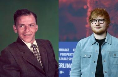 Ed Sheeran, Frank Sinatra