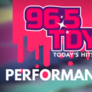 96.5 TDY Performances