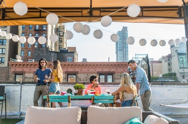 10 Rooftop Bars You Have to Check Out in Philadelphia The Summer