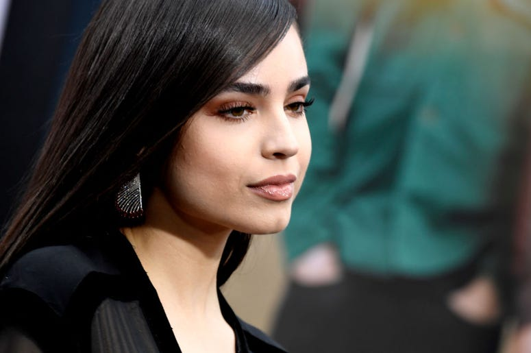 Sofia Carson_Frazer Harrison Getty Images