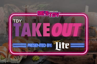 TDY Take Out on 96.5 TDY in Philadelphia, Hosted by Bennett