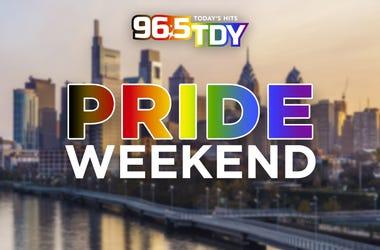 Listen to TDY Pride Weekend, June 27, 28, Philadelphia LGBTQ
