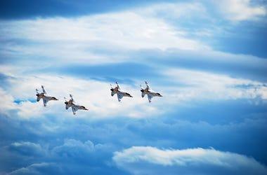 Thudnerbirds