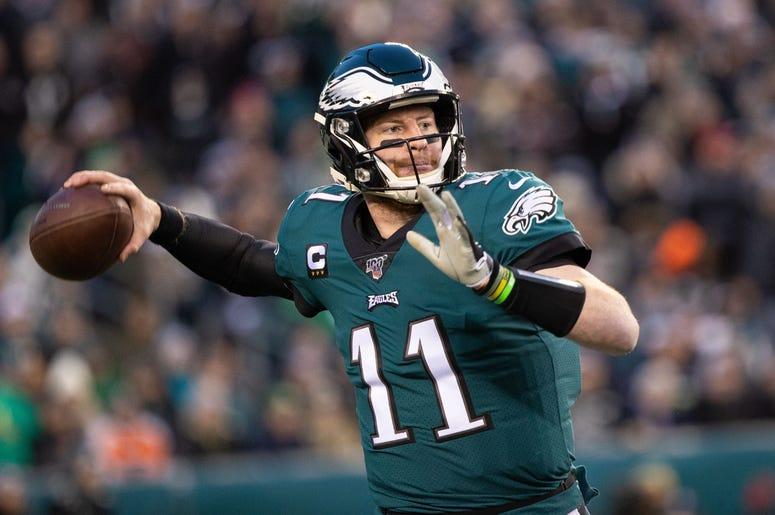Carson Wentz, Philadelphia Eagles