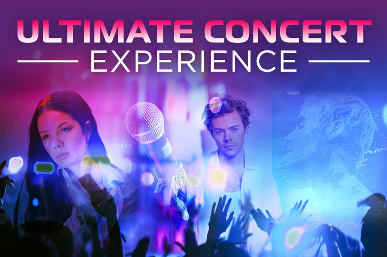 Join TDY at Spring (Ultimate Concert Experience)