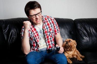 Video Game Dog