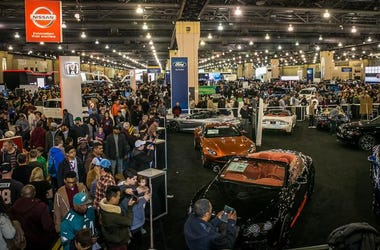 TDY To-Do List: Auto Show, Victorian valentines, and more for Feb. 7 to 9