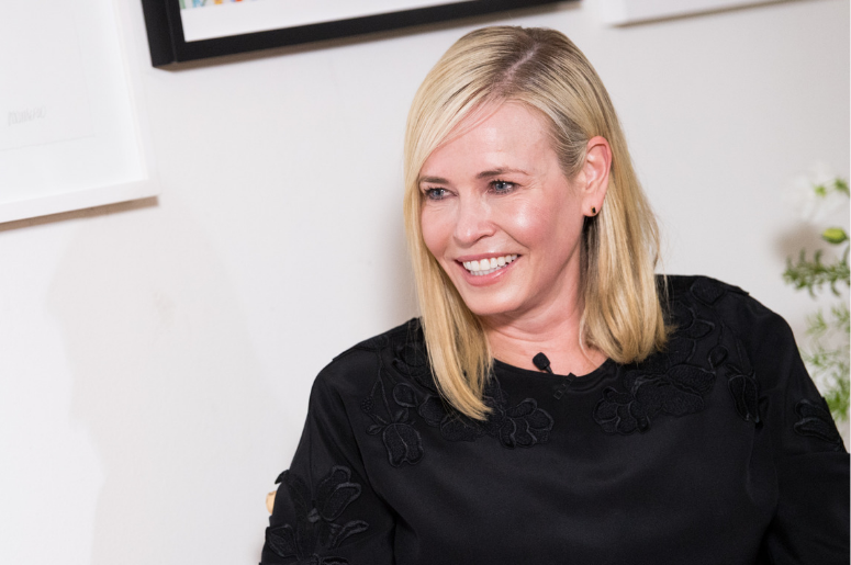 Chelsea Handler at the Met Philly. Win tickets on 965 tdy