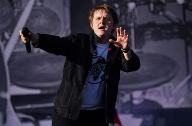 "Watch Lewis Capaldi perform ""Hold Me While You Wait"" LIVE in the 96.5 TDY Performance Lounge."