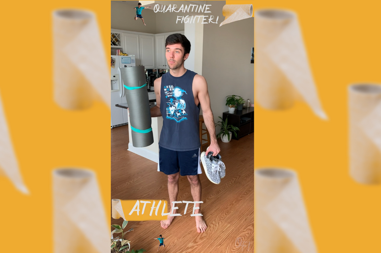 Choose Quarantine Fighter, Which Character Are You, Quarantine Outfit, Home, LAOnAir, IGTV, Instagram, LA On Air, Videos, Trending, Viral