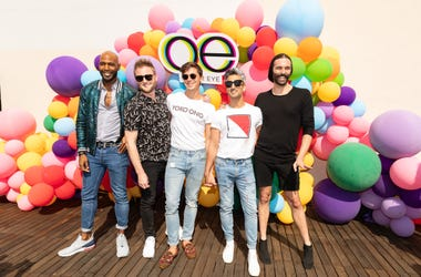 'Queer Eye' Gives Gritty A 'Make Better' in New, Bonus Episode