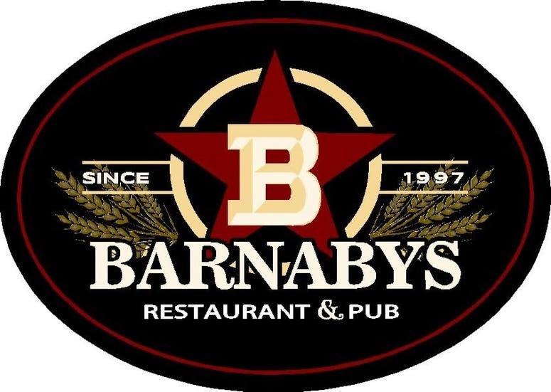 Barnaby's Logo