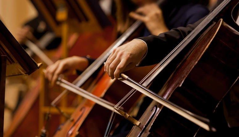 violin music stock