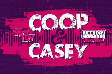 Coop & Casey