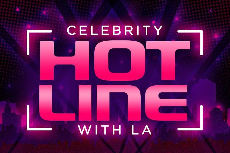 96.5 Celebrity Hotline with LAOnAir Celeb Artist interviews TDY philly philadelphia calls news
