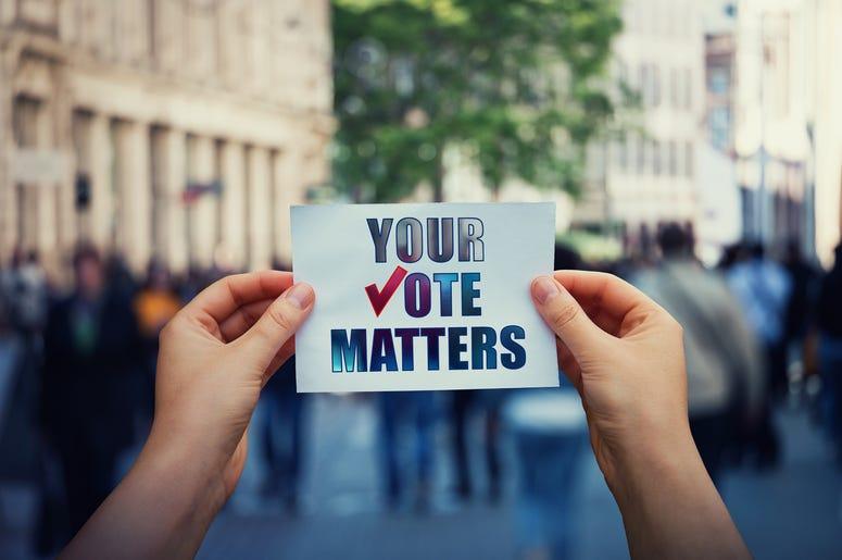 Pennsylvania & New Jersey Voting Information