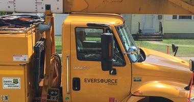 Eversource Truck