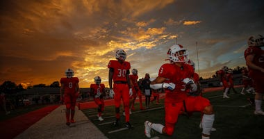 The sun set early on Connecticut's high school football season.