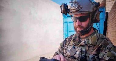 Green Beret Sgt. First Class Michael Goble