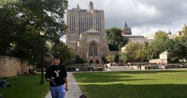 Yale University, 9/27/18