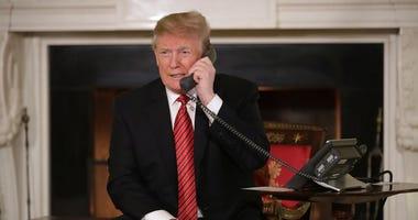 Donald Trump - Phone