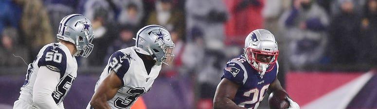 Patriots - Cowboys