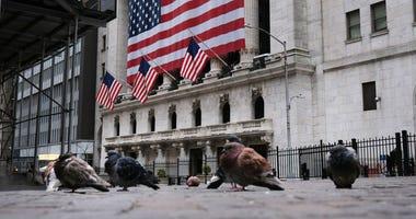 Wall Street - Pigeons