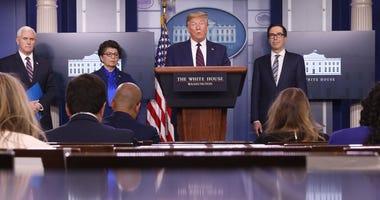 President Trump - Coronavirus Task Force