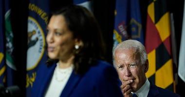 Kamala Harris - VP Candidate - Joe Biden