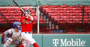 Blue Jays vs. Red Sox