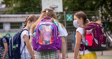 Students - Masks