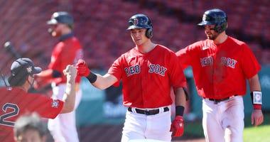 Nationals vs. Red Sox