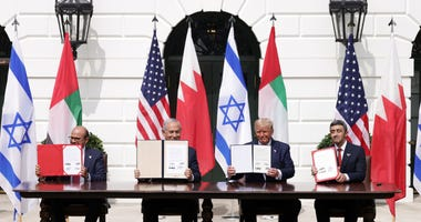 Middle East Peace Deal