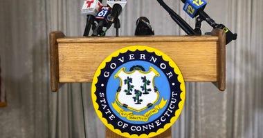 Governor Podium